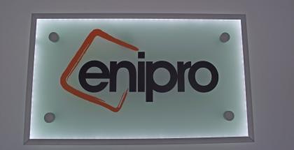 Sklenené reklamné tabule - enpiro