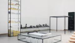 Sklenené prvky pre výstavy